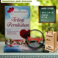 Buku Kado Trilogi Pernikahan [ Griya Ilmu ] Riniaga