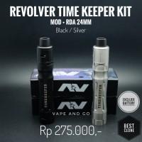 AV REVOLVER TIMEKEEPER KIT 24MM [CLONE]