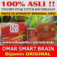 Vitamin OSB Omar Smart Brain Asli ORIGINAL