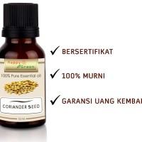 Happy Green Coriander Seed Essential Oil ( 10 ml) Minyak Biji Ketumbar