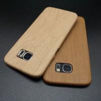 Ultrathin Wood Casing Samsung Galaxy S6 S6Edge S7 S7 Edge Case Samsung