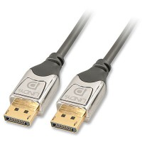 CROMO Display Port Cable Male to A Male, 2m