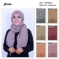Rozie   Mawar Kecil   Ombre Viscose   Hijab/Jilbab/Pashmina/Kerudung