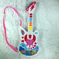 mainan edukasi anak balita gitar musik