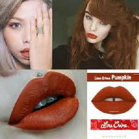 Lime Crime Velvetine Matte Liquid Lipstick - PUMPKIN