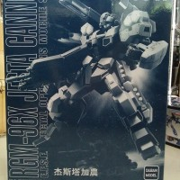 Gundam RGM 96X Jesta Cannon Gundam MG 1/100 Master Grade Daban Model
