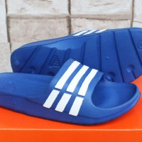 Sandal slop Adidas Duramo Biru
