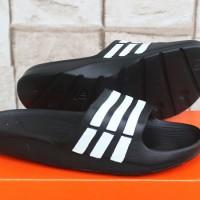 Sandal slop Adidas Duramo Hitam