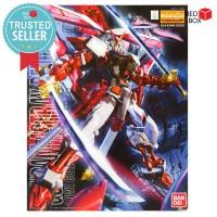 MG Gundam Astray Red Frame - Bandai Original ARF Gunpla Master Grade