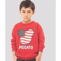 Sweater Anak Laki-Laki Mickey Mouse SPCT SP 117-09