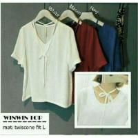 winwin top blouse baju wanita