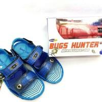 Sepatu Sandal Anak Homyped Terbaru + Mainan Bugs Hunter