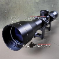 SCOPE / TELE HUNTING 4x32, Telescope Untuk Airsoft Gun FL2N86