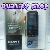 VOICE RECORDER SONY ICD-BX112 baru