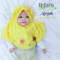 Jilbab Bayi Anak Rifara Aisyah S (1-3 THN)