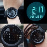 JAM TANGAN PRIA SUUNTO CORE SUPER PREMIUM SPORTY OUTDOOR WATCH WATER