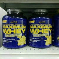 Maximum Whey MHP 5 lb Suplemen Fitnes MHP Maximum Whey