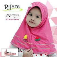 Jilbab Bayi Anak Rifara Maryam M (4-6 THN)