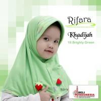 Jilbab Bayi Anak Rifara Khadijah S (1-3 THN)