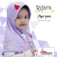 Jilbab Bayi Anak Rifara Maryam XL (6-9 THN)