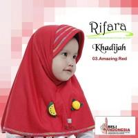 Jilbab Bayi Anak Rifara Khadijah M (3-4 THN)