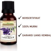 Lavender Essential Oil (Minyak Lavender) 10 ml 100% Pure Imported USA