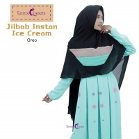 Jilbab Instan Ice Cream