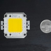 High Power LED Integrated Lampu Sorot 20 Watt Warm White (1W) - MA