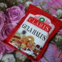 GULA HALUS CLARIS 250 GRAM GULA TEPUNG