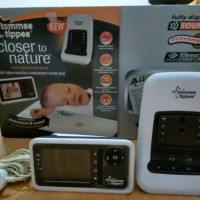 baby monitor tommee tippee