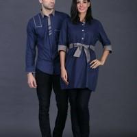 Kemeja Couple (Garsel Fashion)