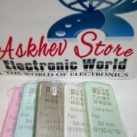Ultrathin Samsung S4 mini i9190,i9192 Softcase ultra Thin silikon Case