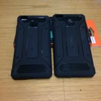 Xiaomi Redmi 4x Spigen Ruged Armor Softcase Case Casing Bumper Armor - Hitam