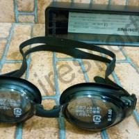 Kacamata Renang Lensa Minus Merk Swans (Kacamata Renang Buatan Jepang)