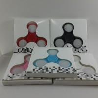 Fidget Spinner Lampu / Lamp Toys Spiner / Mainan Jari/ Spinner