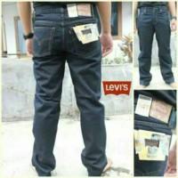 Celana Jeans Jumbo Size 39-44 Dongker