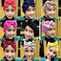 turban bow kekinian