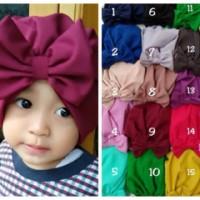 turban bow kids