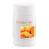 Elken Ester-C 500 Plus (30 Tablets) - Dynex C