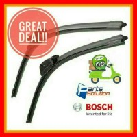 Wiper Frameless Nissan Almera BOSCH Clear Advantage