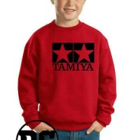 Sweater Anak TAMIYA LOGO -Favorit fashion