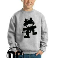 Sweater Anak Monster Cat -Favorit fashion