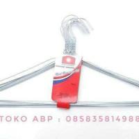 Gantungan Baju Kawat/Hanger Kawat