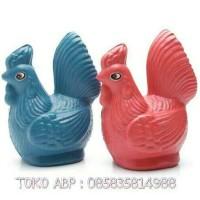 Celengan Bentuk Ayam 12pcs Random
