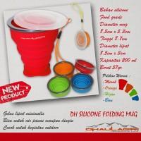 Silicone Folding Mug / Gelas Lipat Dhaulagiri