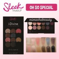 Sleek I-Divine IDivine Eyeshadow Palette - OH SO SPECIAL