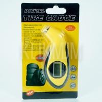 Alat Ukur / pengukur tekanan Ban Digital, Car Tire LCD Pressure Gauge