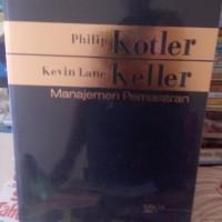 MANAJEMEN PEMASARAN BUKU 1 Ed 13 - PHILIP KOTLER
