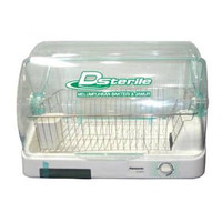 (GOJEK) Panasonic Dsterile Dish Dryer - Panasonic Sterilizer Pengering