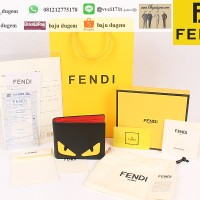 Wallet / Dompet Fendi Mirror 1:1 Quality Grade Impor (W FEN 1)